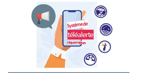 Un système de téléalerte pour prévenir les habitants