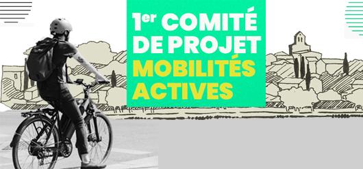 Mobilités actives : le comité est créé