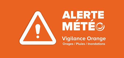 Vigilance orange, les bons réflexes
