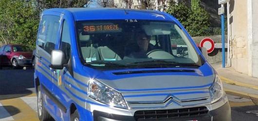 La ligne 36 : Le confort d'une navette au prix du bus